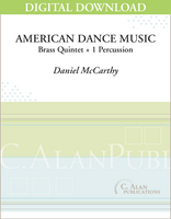 American Dance Music (chamber version) [DIGITAL]
