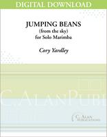 Jumping Beans (Solo 2-Mallet Marimba) [DIGITAL]
