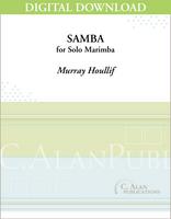 Samba (Solo 4-Mallet Marimba) [DIGITAL]