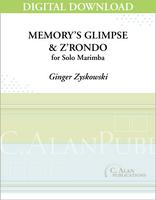 Memory's Glimpse/z'rondo [DIGITAL]
