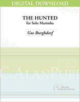Hunted, The (Solo 4-Mallet Marimba) [DIGITAL]