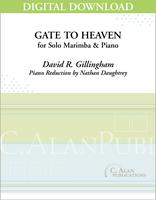 Gate to Heaven (4-Mallet Marimba + Piano) [DIGITAL]