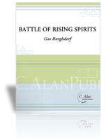 Battle of Rising Spirits (Solo Marimba)