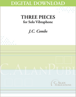 Three Pieces for Vibraphone [DIGITAL]