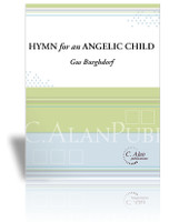 Hymn for an Angelic Child (Solo 4-Mallet Marimba)