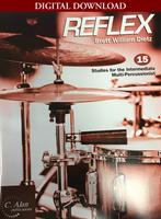 Reflex: 15 Studies for the Intermediate Multi-Percussionist [DIGITAL]