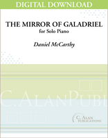 Mirror of Galadriel, The [DIGITAL]