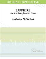Sapphire (piano reduction) [DIGITAL]