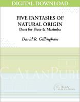 Five Fantasies of Natural Origin [DIGITAL]