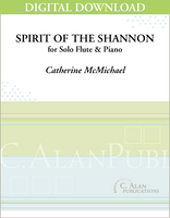 Spirit of the Shannon (piano reduction) [DIGITAL]