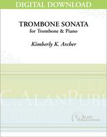 Trombone Sonata - [DIGITAL]