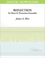Reflection (brass ensemble) [DIGITAL]