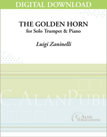 Golden Horn, The (piano reduction) [DIGITAL]