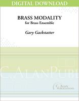 Brass Modality [DIGITAL]