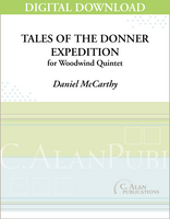 Tales of the Donner Expedition [DIGITAL]