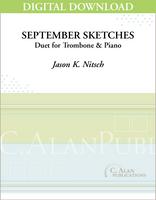 September Sketches [DIGITAL]