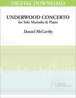 Underwood Concerto (piano reduction) [DIGITAL]