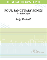 Four Sanctuary Songs [DIGITAL]