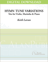 Hymn Tune Variations [DIGITAL]