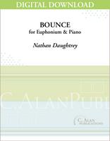 Bounce for Euphonium & Piano [DIGITAL]