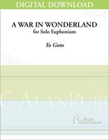 War in Wonderland, A [DIGITAL]