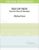 Isle of Skye (Duet for Flute & Marimba) [DIGITAL]