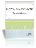 Elegy for Bass Trombone [DIGITAL]