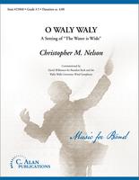 O Waly Waly (Band Gr. 3.5)