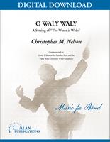 O Waly Waly [DIGITAL SCORE ONLY]