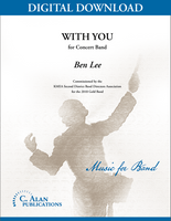 With You [DIGITAL SCORE ONLY]