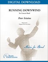 Running Downwind [DIGITAL SCORE ONLY]