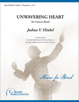 Unwavering Heart (Band Gr. 3)