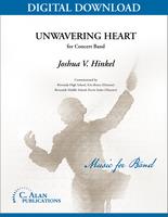 Unwavering Heart [DIGITAL SCORE ONLY]
