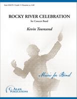 Rocky River Celebration (Band Gr. 3)