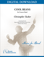 Cool Beans [DIGITAL SCORE ONLY]