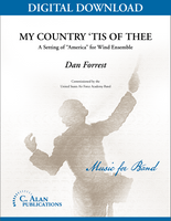 My Country 'Tis of Thee [DIGITAL SCORE ONLY]