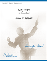 Majesty (Band Gr. 0.5)