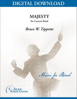 Majesty (Band Gr. 0.5) [DIGITAL SCORE ONLY]