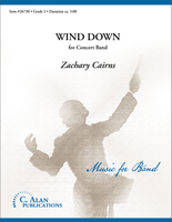 Wind Down (Band Gr. 3)
