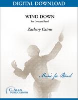 Wind Down [DIGITAL SCORE ONLY]