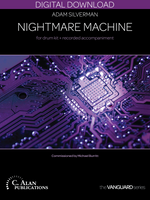 Nightmare Machine - Adam Silverman [DIGITAL]
