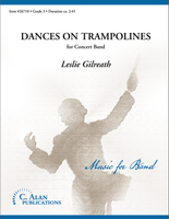 Dances on Trampolines (Band Gr. 3)
