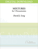 Mixtures - David J. Long [DIGITAL]