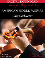 American Fiddle Fanfare [DIGITAL SCORE ONLY]