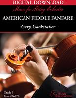 American Fiddle Fanfare [DIGITAL SCORE ONLY]