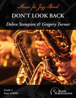 Don't Look Back (Jazz Band Gr. 4)