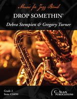 Drop Somethin' (Jazz Band Gr. 2)