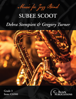 Subee Scoot (Jazz Band Gr. 3)