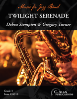 Twilight Serenade (Jazz Band Gr. 3)
