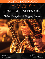 Twilight Serenade [DIGITAL SCORE ONLY]